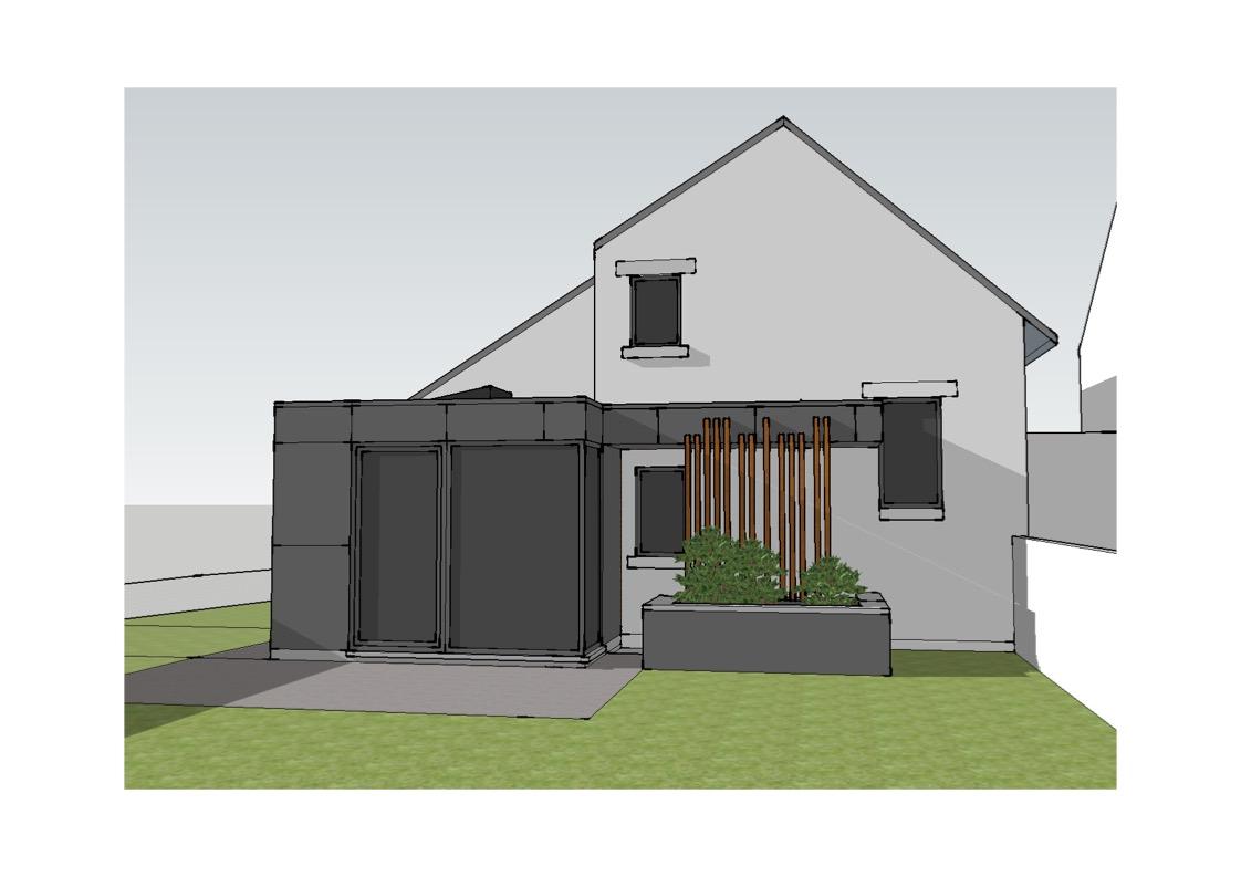 rt architecte del. Black Bedroom Furniture Sets. Home Design Ideas